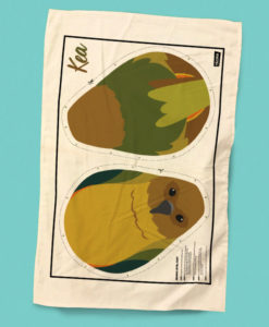 Sew Your Own Native Kea